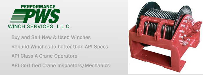 Performance Winch Services